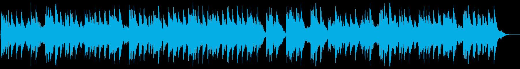 アンダンテ・カンタービレ crystalの再生済みの波形