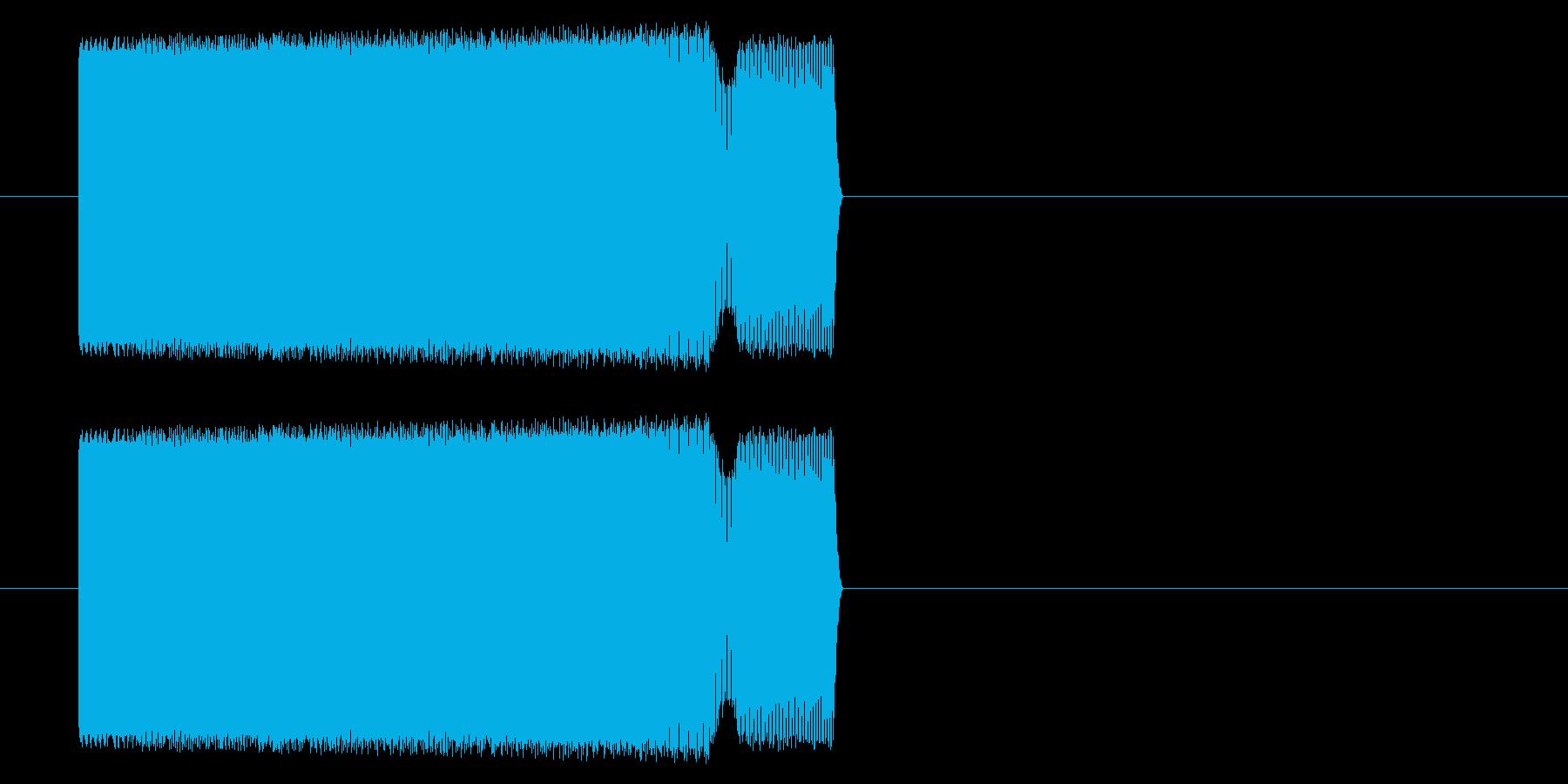 【NES RPG02-04(ワープ)】の再生済みの波形