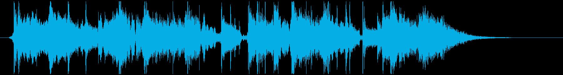 RnB系,ジングル,サウンドロゴなどにの再生済みの波形