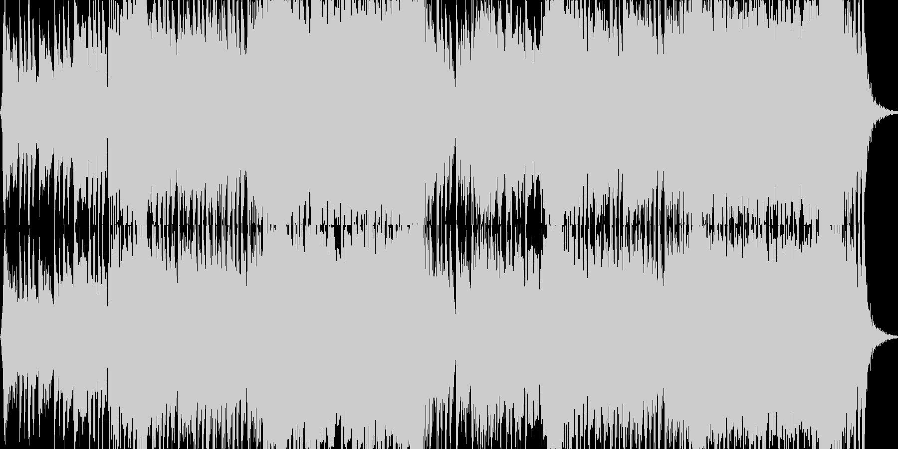 映画・ゲーム用バトルBGM28の未再生の波形