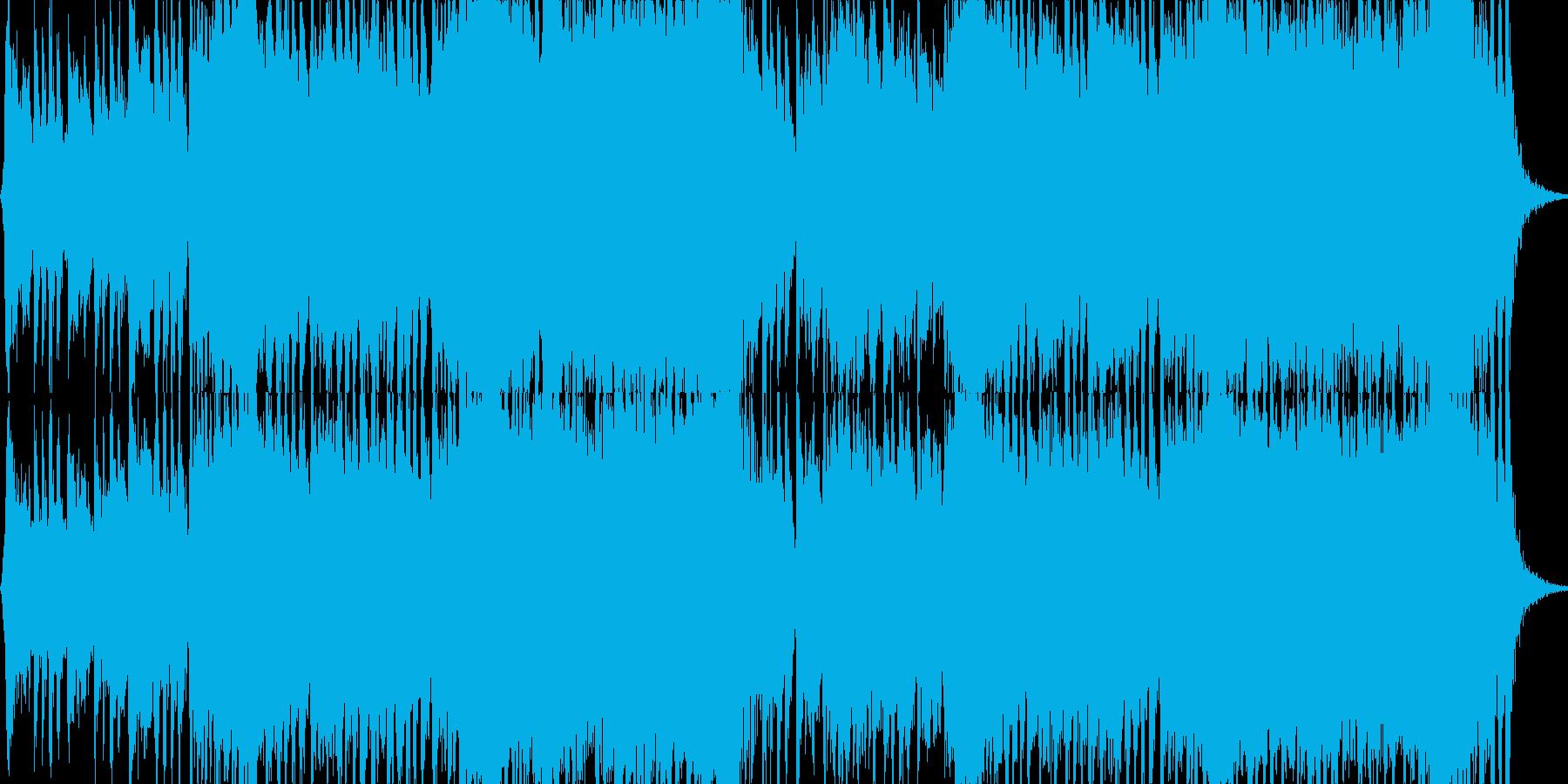 映画・ゲーム用バトルBGM28の再生済みの波形