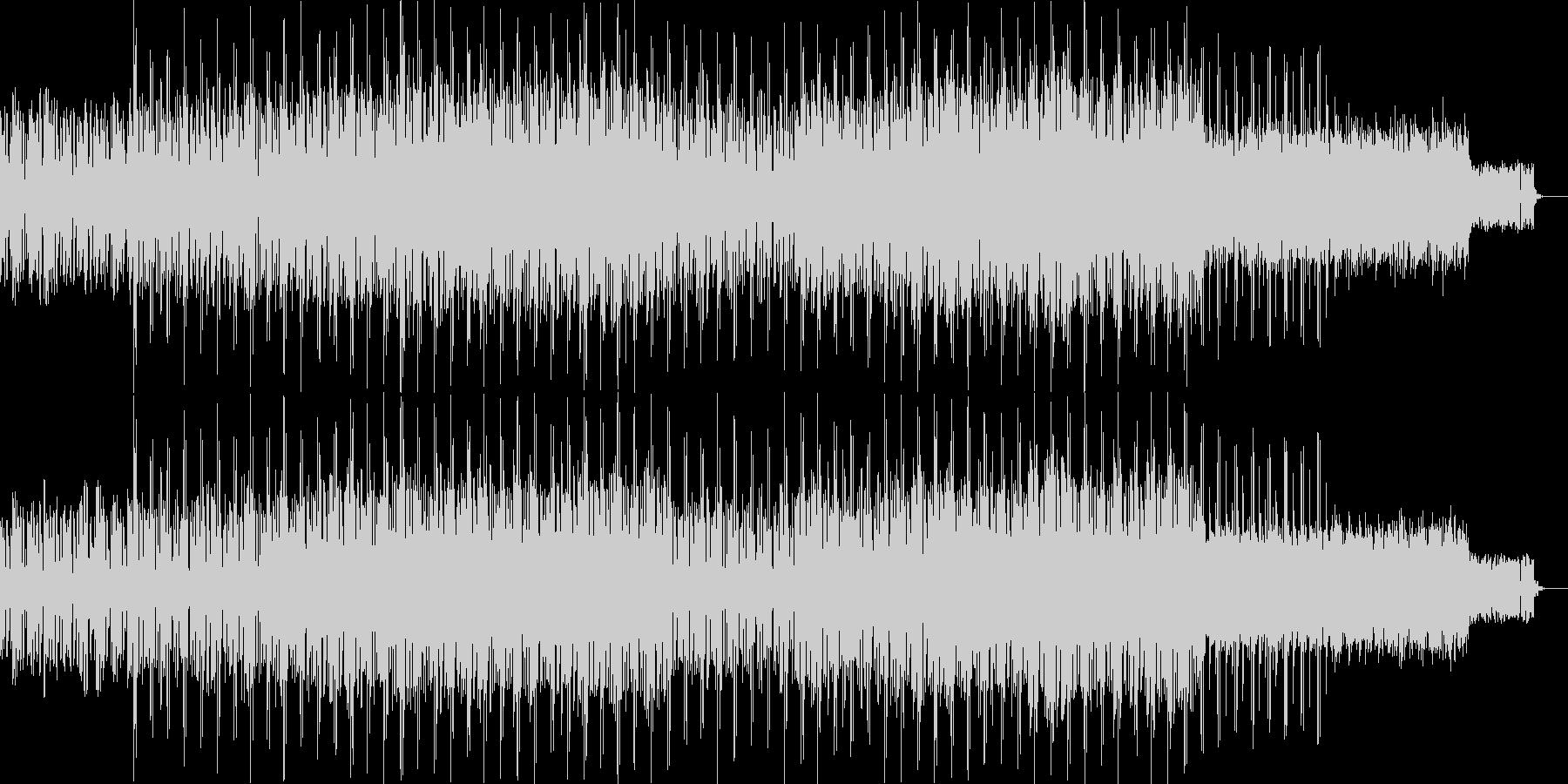 ニュース映像ナレーションバック向け-04の未再生の波形
