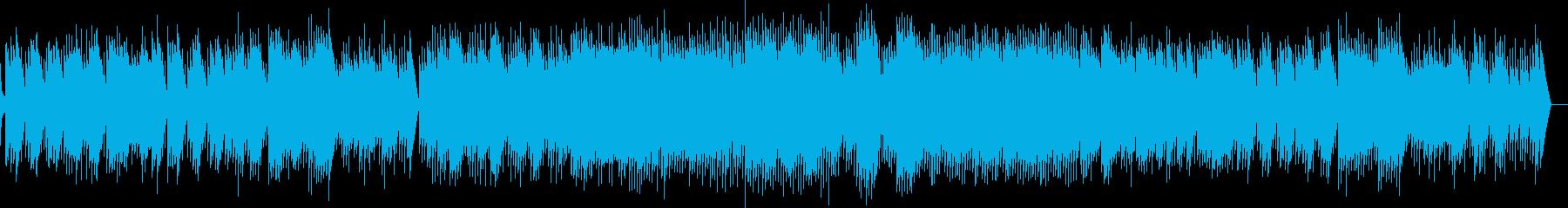 ショパン 別れの曲 フル尺 オルゴールの再生済みの波形