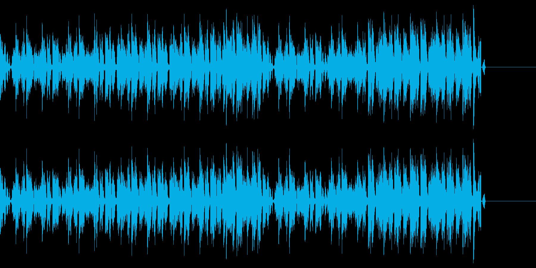 現代風ピアノ クリエイティブな映像やCMの再生済みの波形