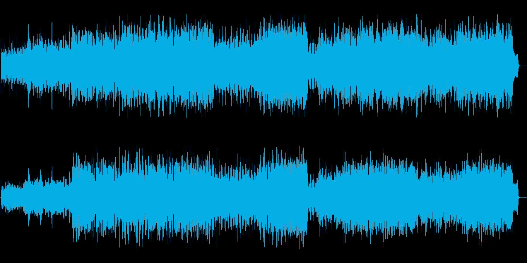 アイリッシュ・ケルト・伝統の再生済みの波形