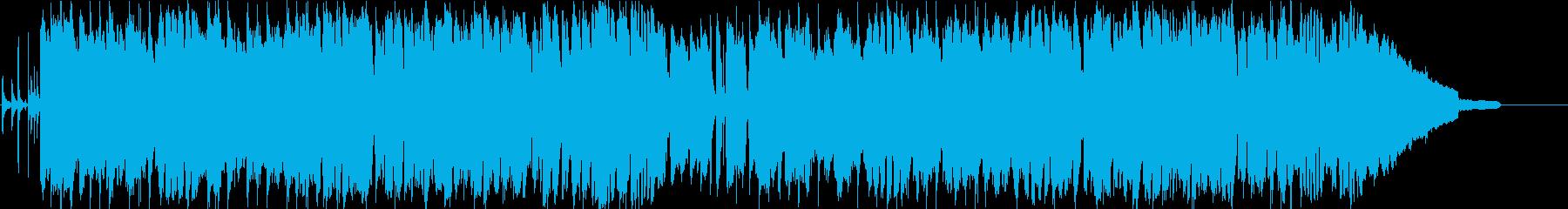 ブルース ウィスキー バー けだるい の再生済みの波形