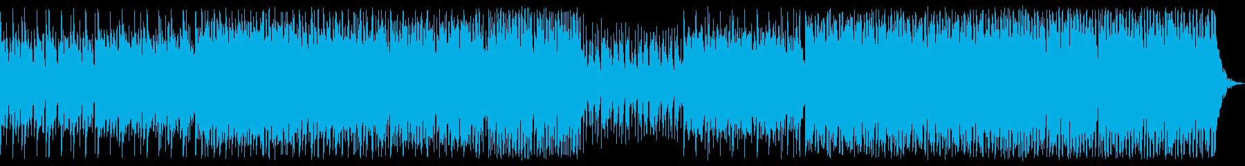 BGM018-01 オーケストラBGM…の再生済みの波形