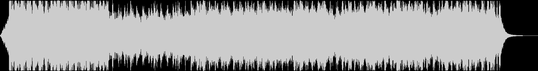 ファンファーレオーケストラBGMの未再生の波形