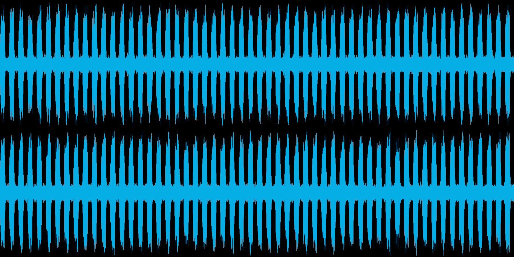 SF_緊急事態_警報_エマージェンシー1の再生済みの波形