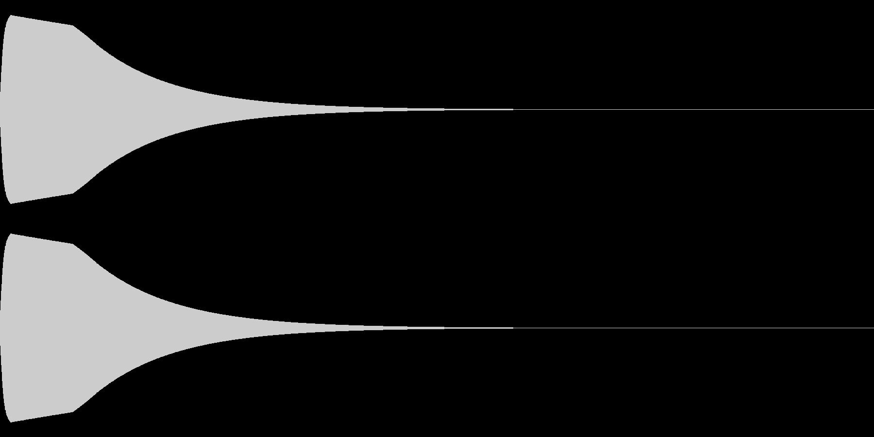 ポエヨーンの未再生の波形