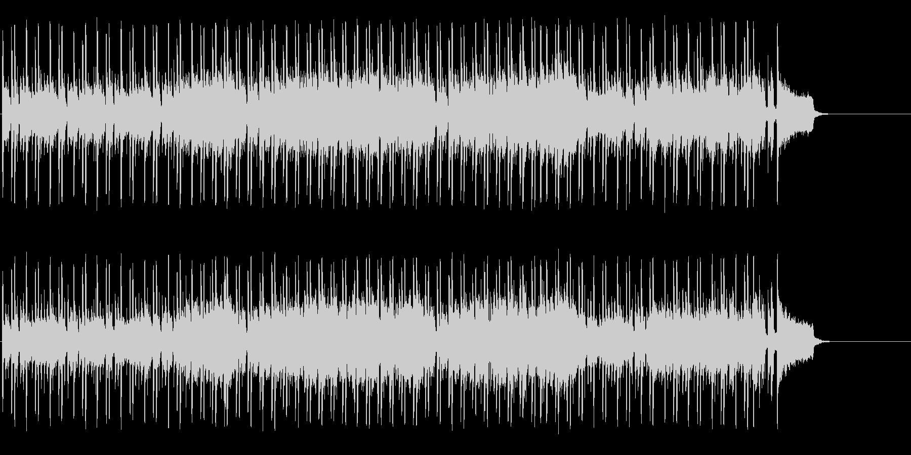 休日の午後を愉しむポップ/ボサノバの未再生の波形