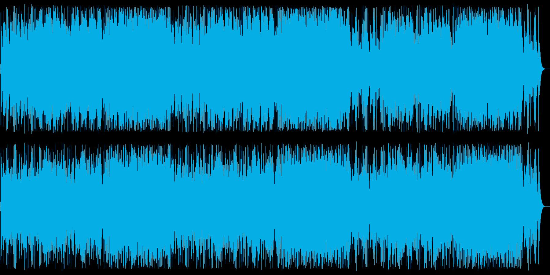 ディンドン空高く オルゴールの再生済みの波形