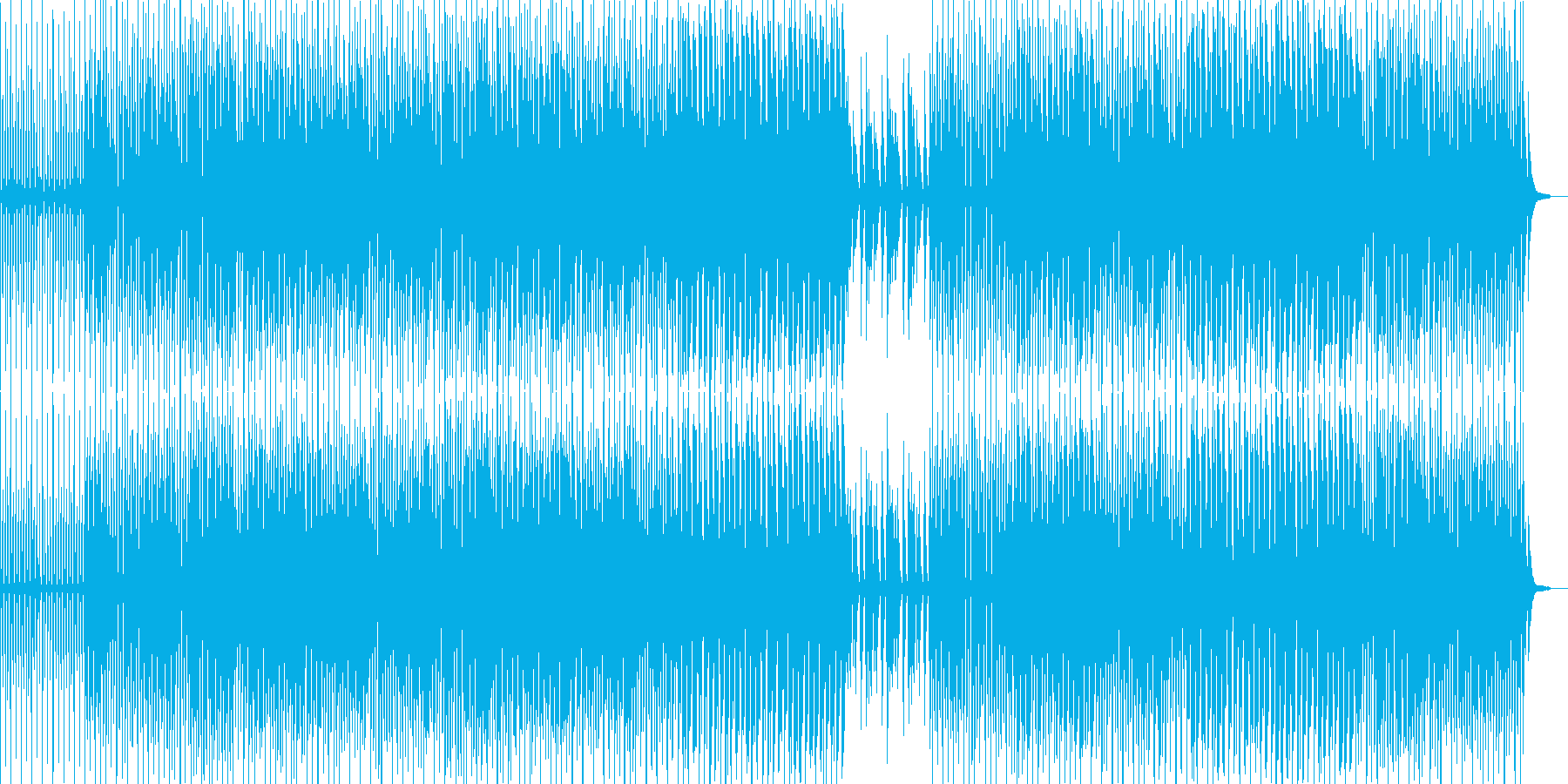 φαντασμα to αγορευε…の再生済みの波形