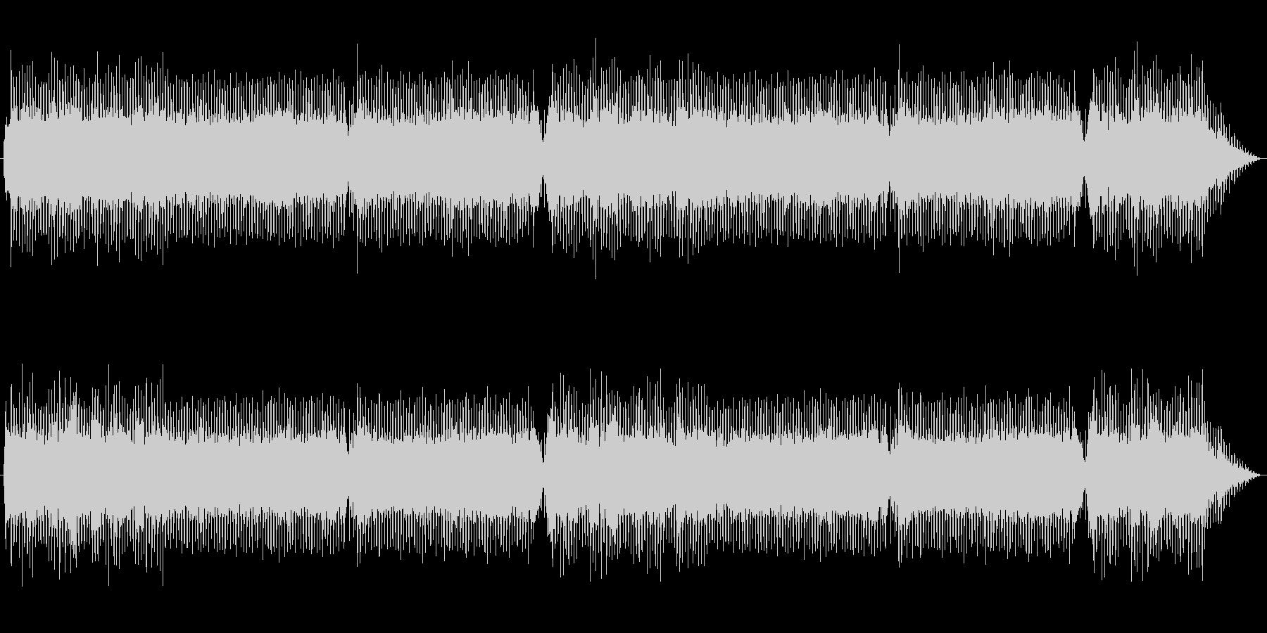 トランス:ピアノ・メロディアス系の未再生の波形