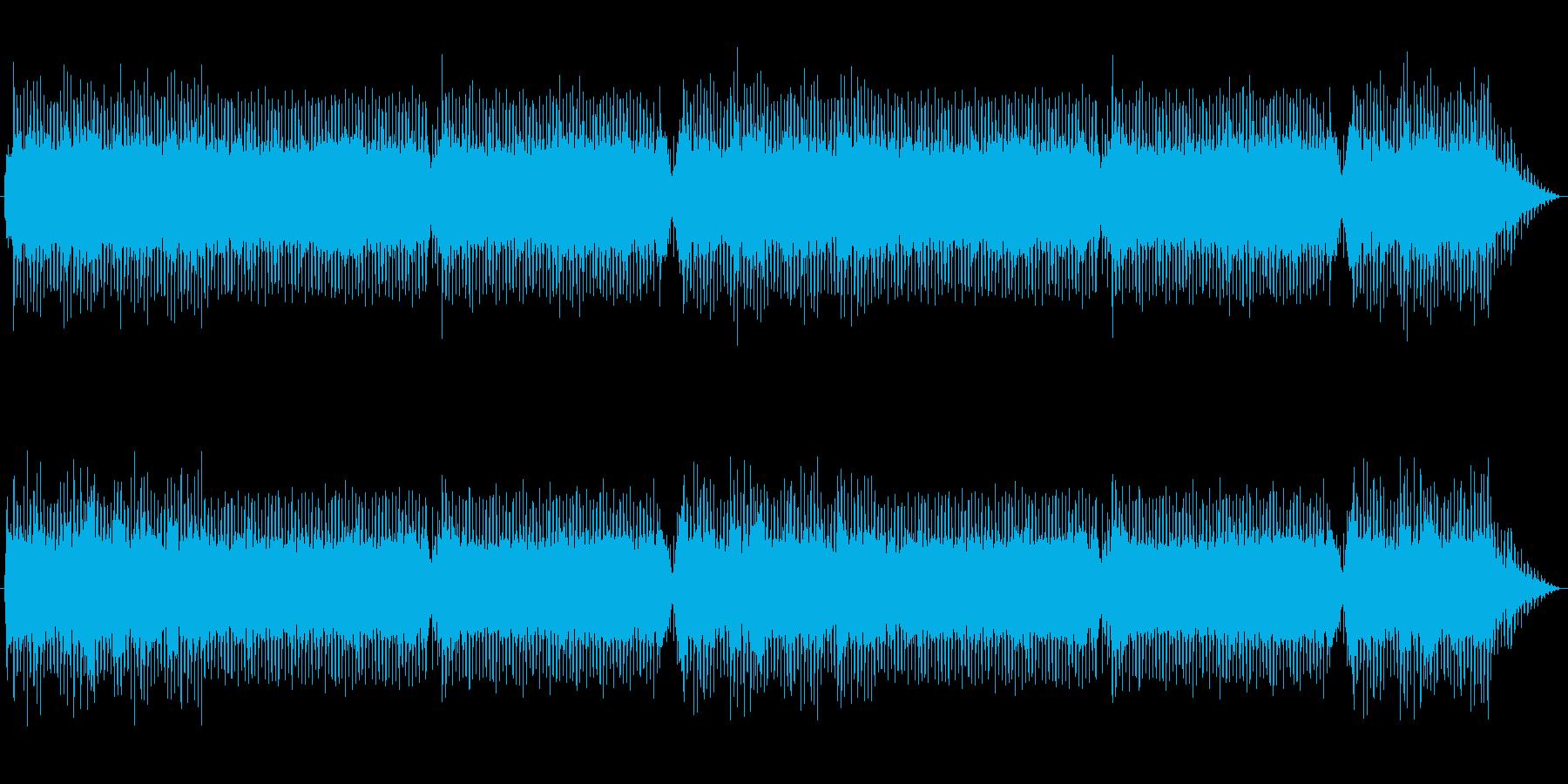 トランス:ピアノ・メロディアス系の再生済みの波形