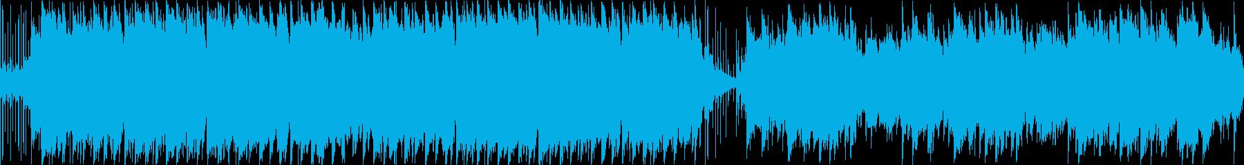 琴の音色が綺麗な和風バラードです。の再生済みの波形