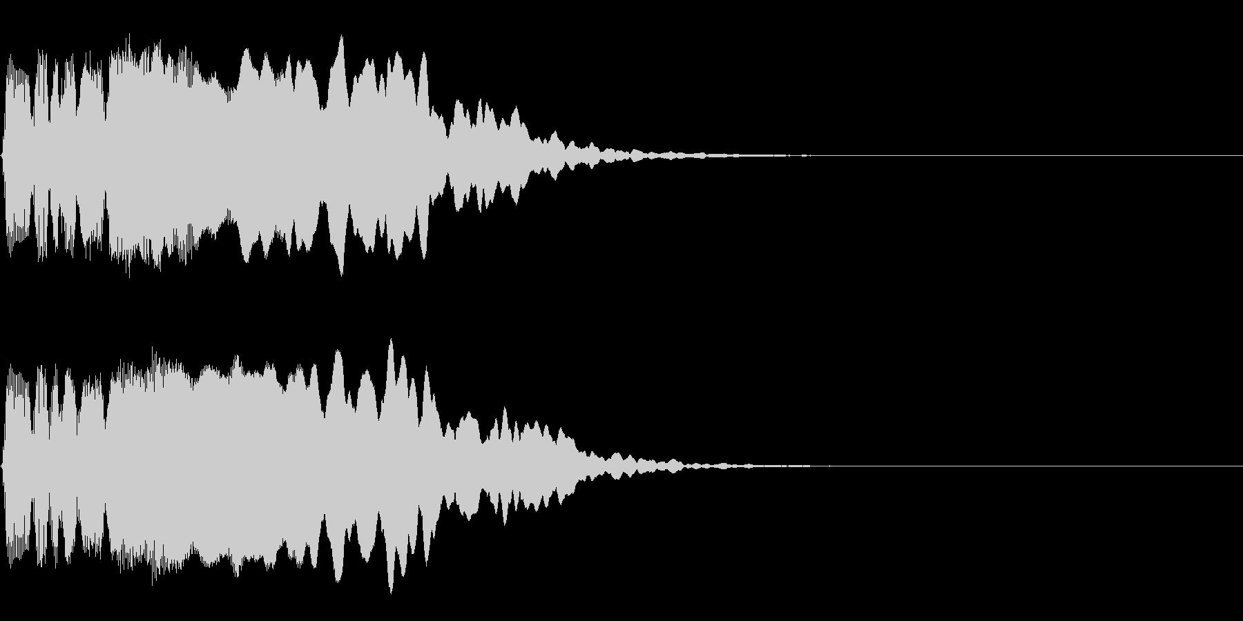 起動音、決定音、アイテム入手などの未再生の波形