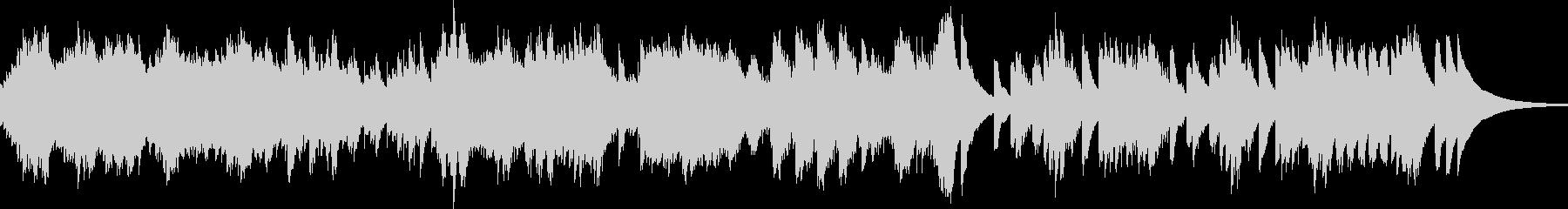 交響曲第40番よりモーツアルトの未再生の波形