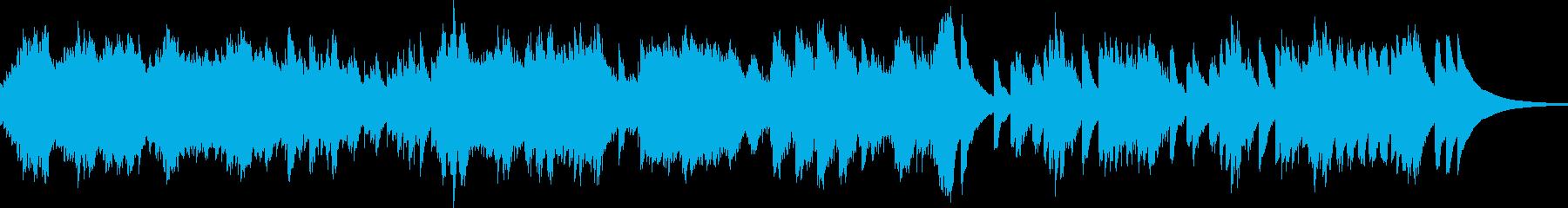 交響曲第40番よりモーツアルトの再生済みの波形