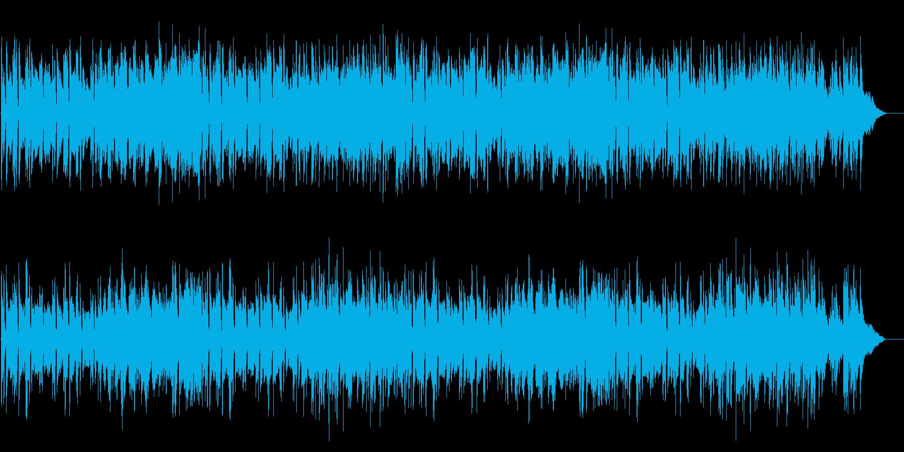 モデルルーム用BGM2の再生済みの波形
