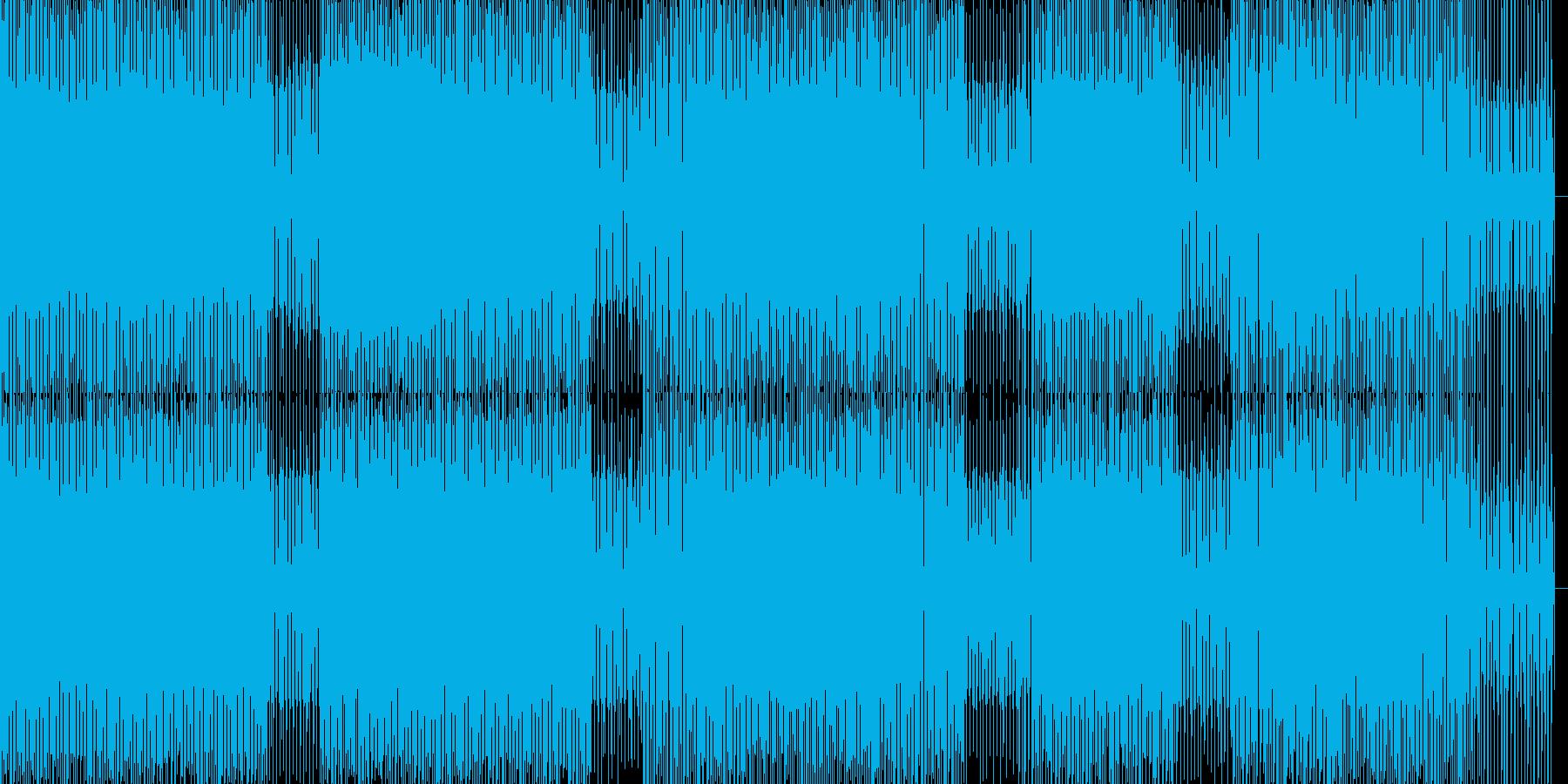 暗めなminimal house の再生済みの波形