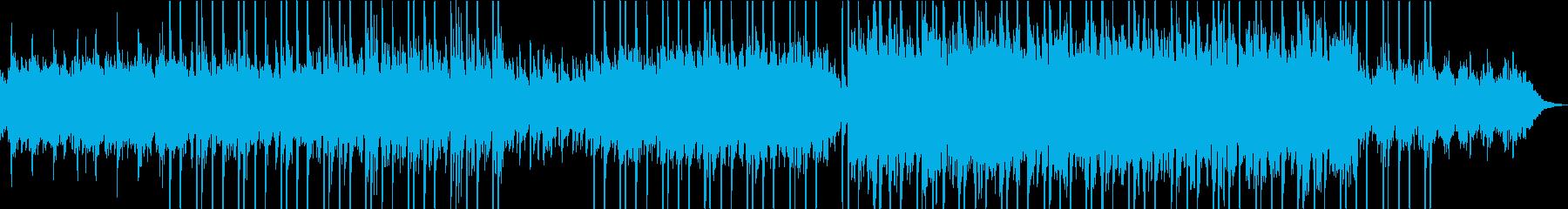 爽やかでどこか切ないエレクトロニカ。の再生済みの波形