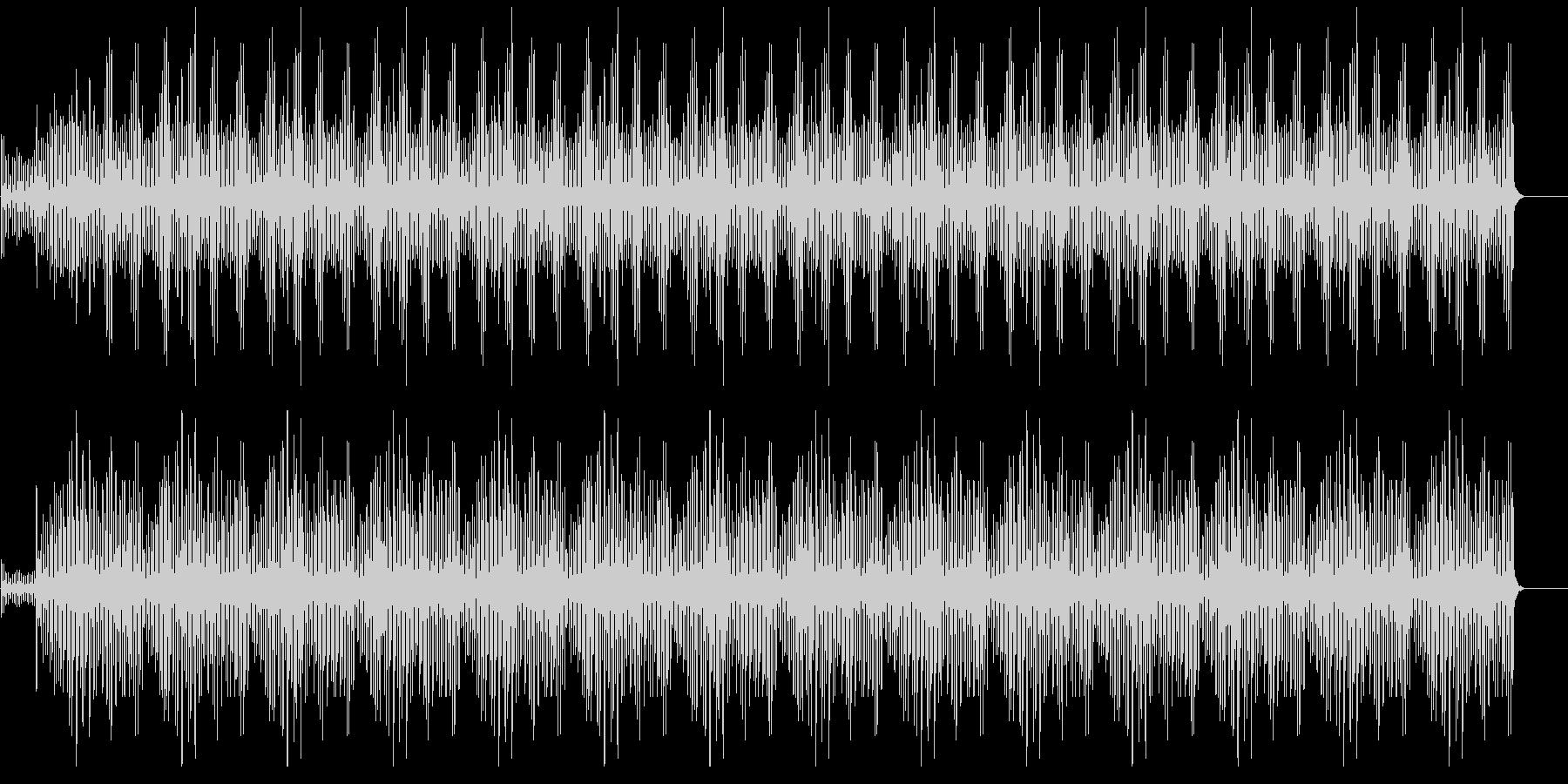 ミニマルなピアノBGM(シンプルver)の未再生の波形