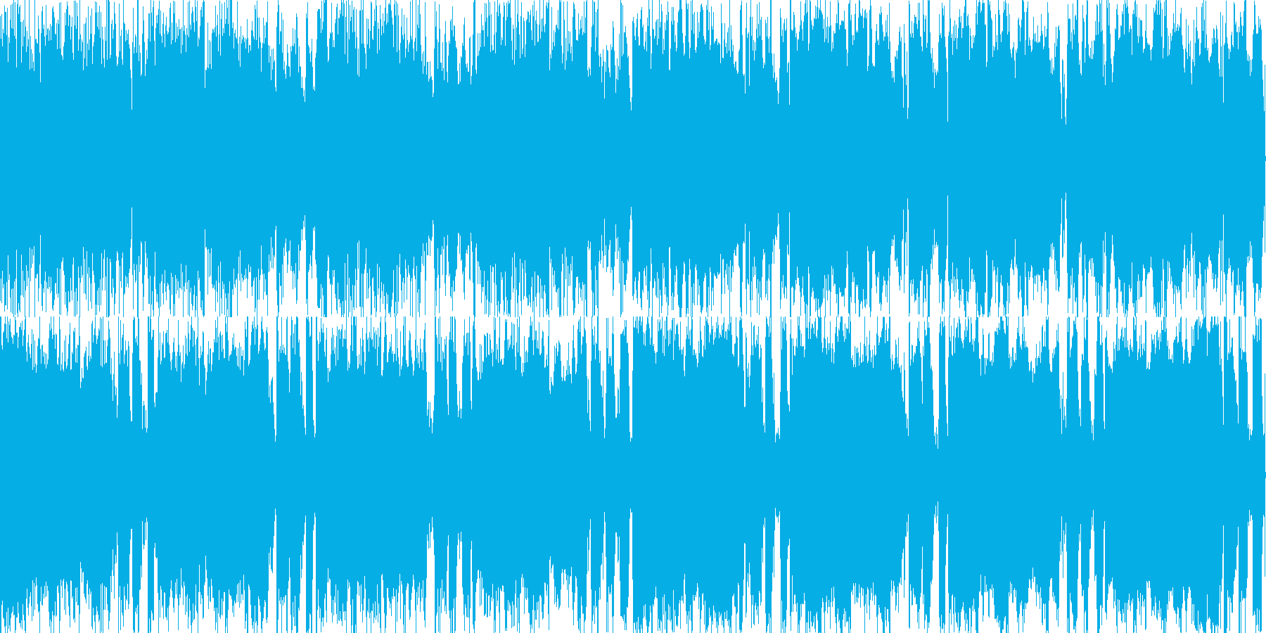 8bitピコピコ(つなぎ2)の再生済みの波形