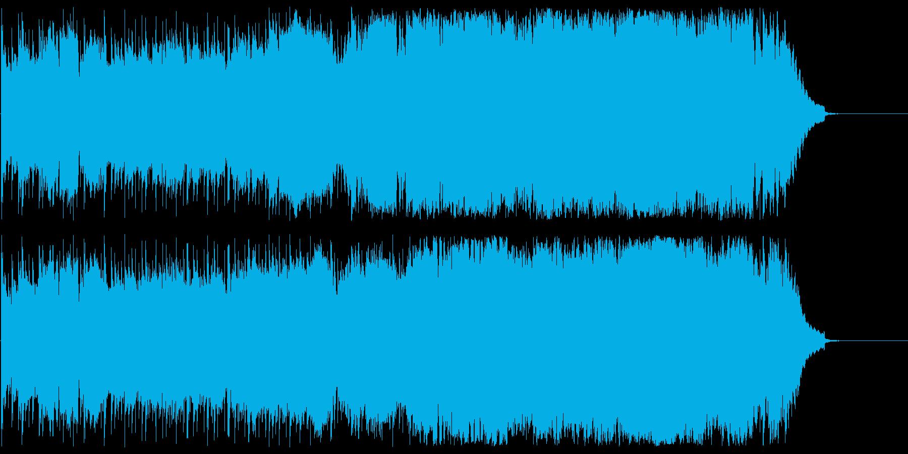 大正 昭和初期 黄昏 不条理 悲しみの再生済みの波形