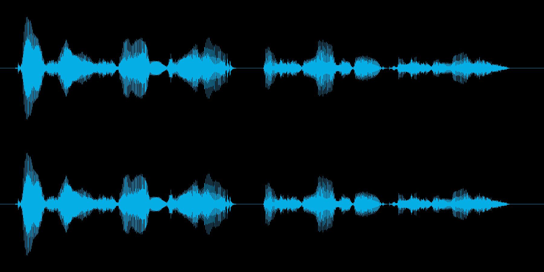 【時報・時間】午前3時を、お知らせいた…の再生済みの波形