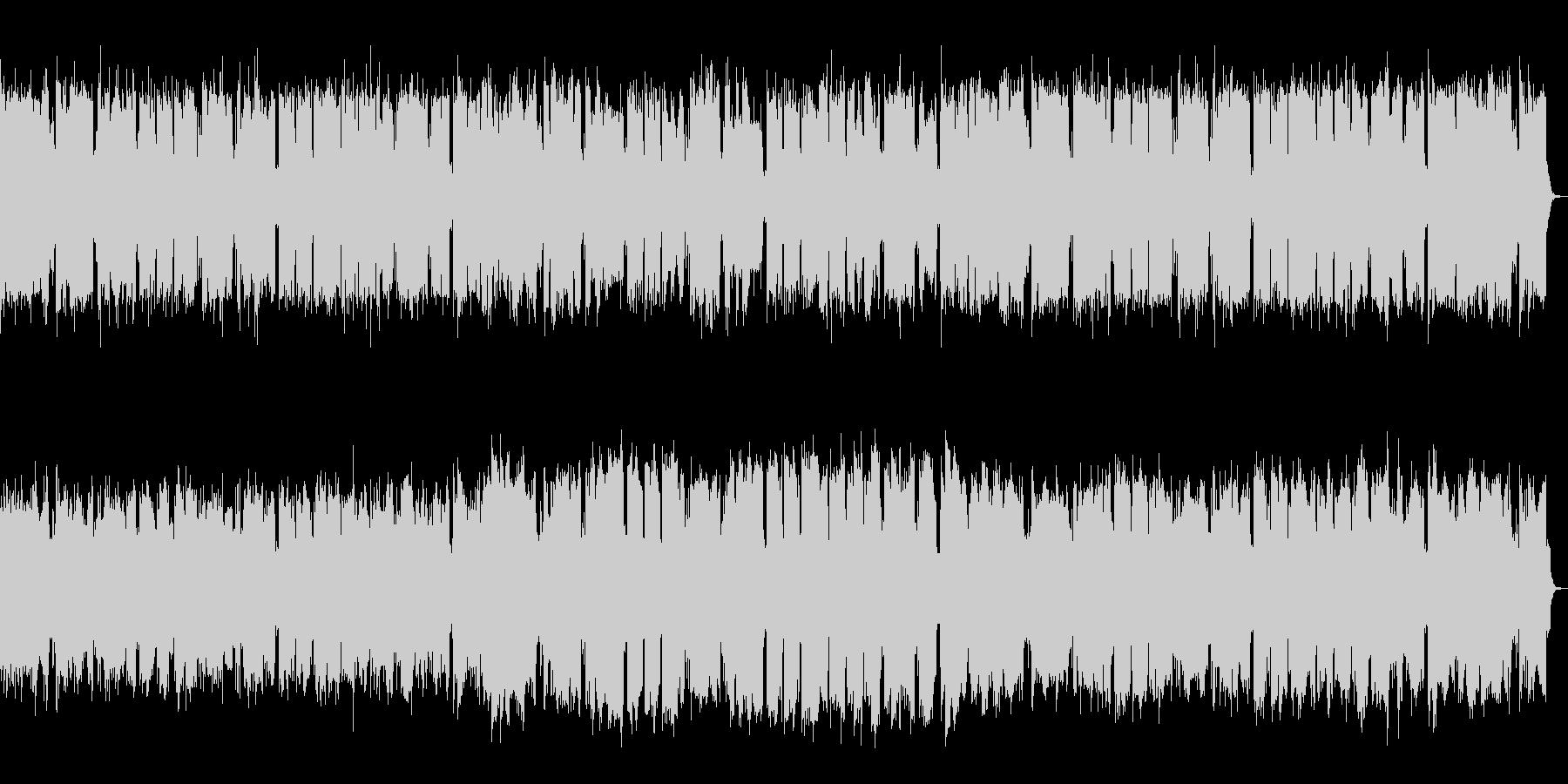 エレP&管楽器のレトロなメロディアス楽曲の未再生の波形