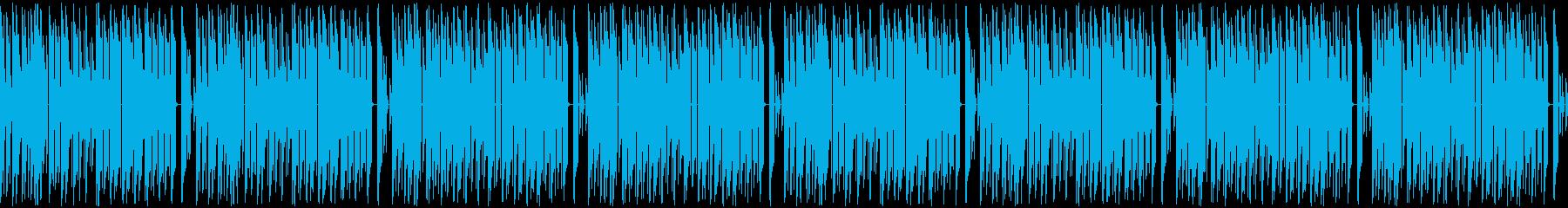8bitほのぼの町やショップ・イベント用の再生済みの波形