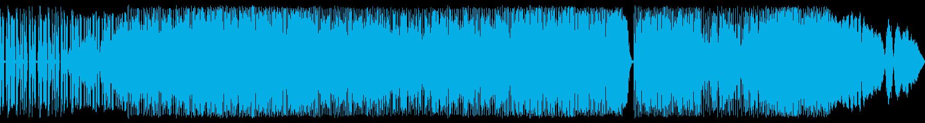壮大な雰囲気のオーケストラ調ポップスの再生済みの波形