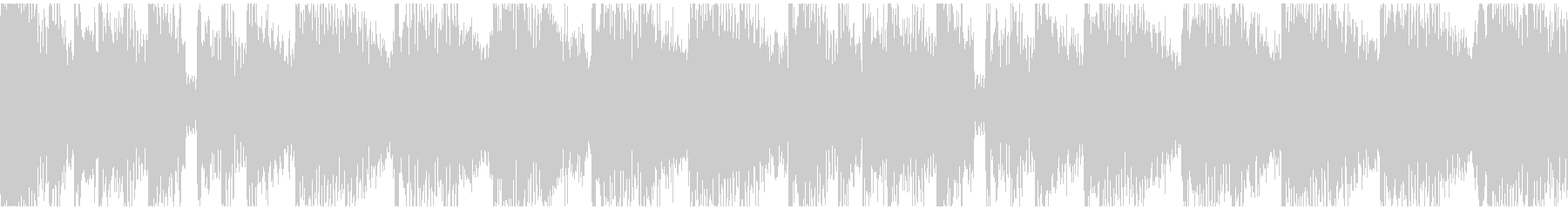 bpm158Loopの未再生の波形