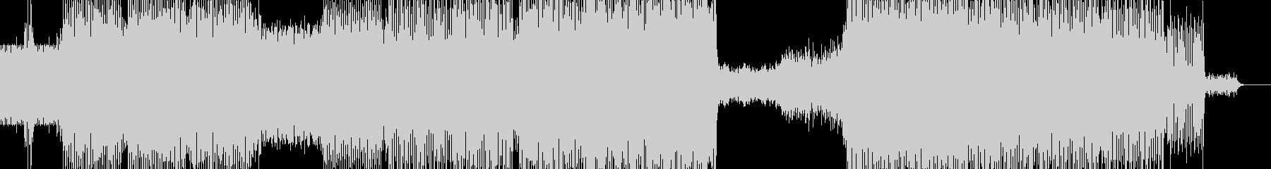 テコテコとシンセの音が心地よい映像やパ…の未再生の波形