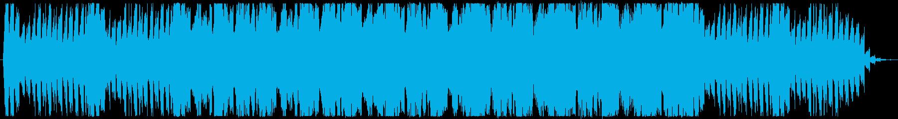 叙情的/退廃的/ダーク/綺麗な曲の再生済みの波形