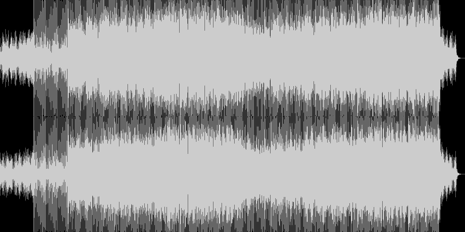 EDMクラブ系ダンスミュージック-49の未再生の波形