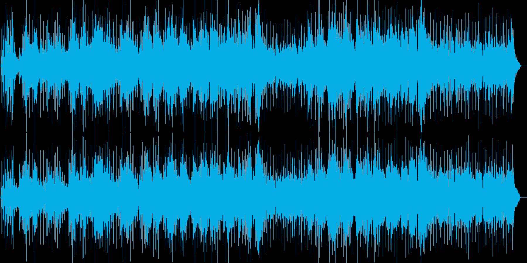 春 70年代ニューミュージック 回想の再生済みの波形