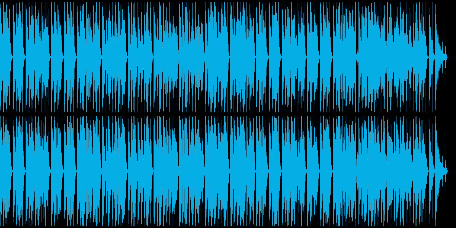 ワーグナー結婚行進曲 ウクレレでゆったりの再生済みの波形