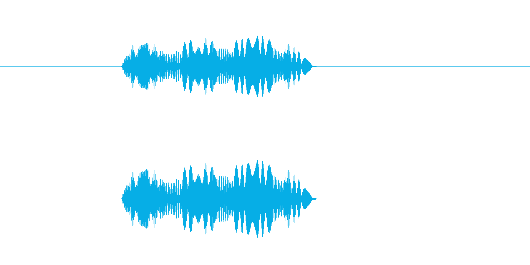 ヒュッヒュッヒュ(不思議なものが動く音)の再生済みの波形