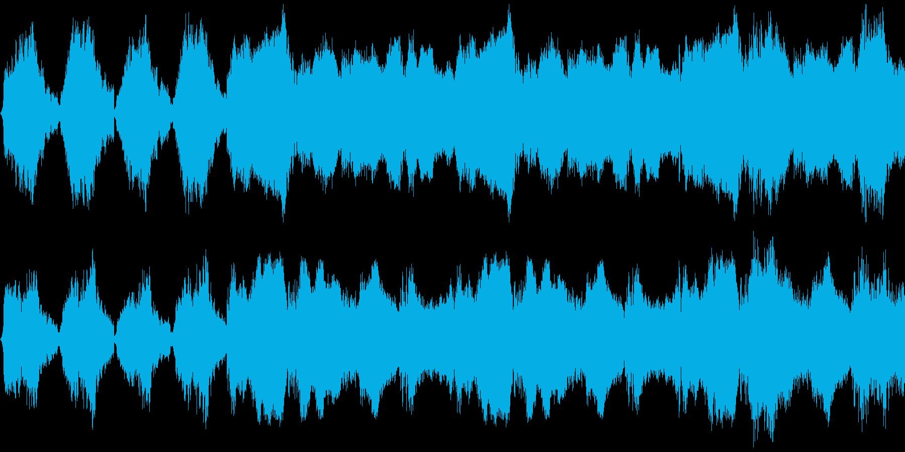 【ダークファンタジー/オープニング】の再生済みの波形