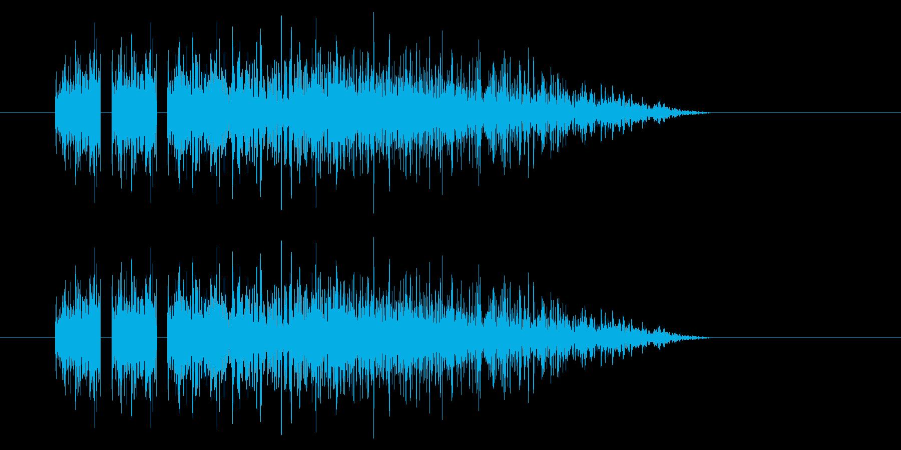 SNES-RPG04-03(魔法 炎2)の再生済みの波形