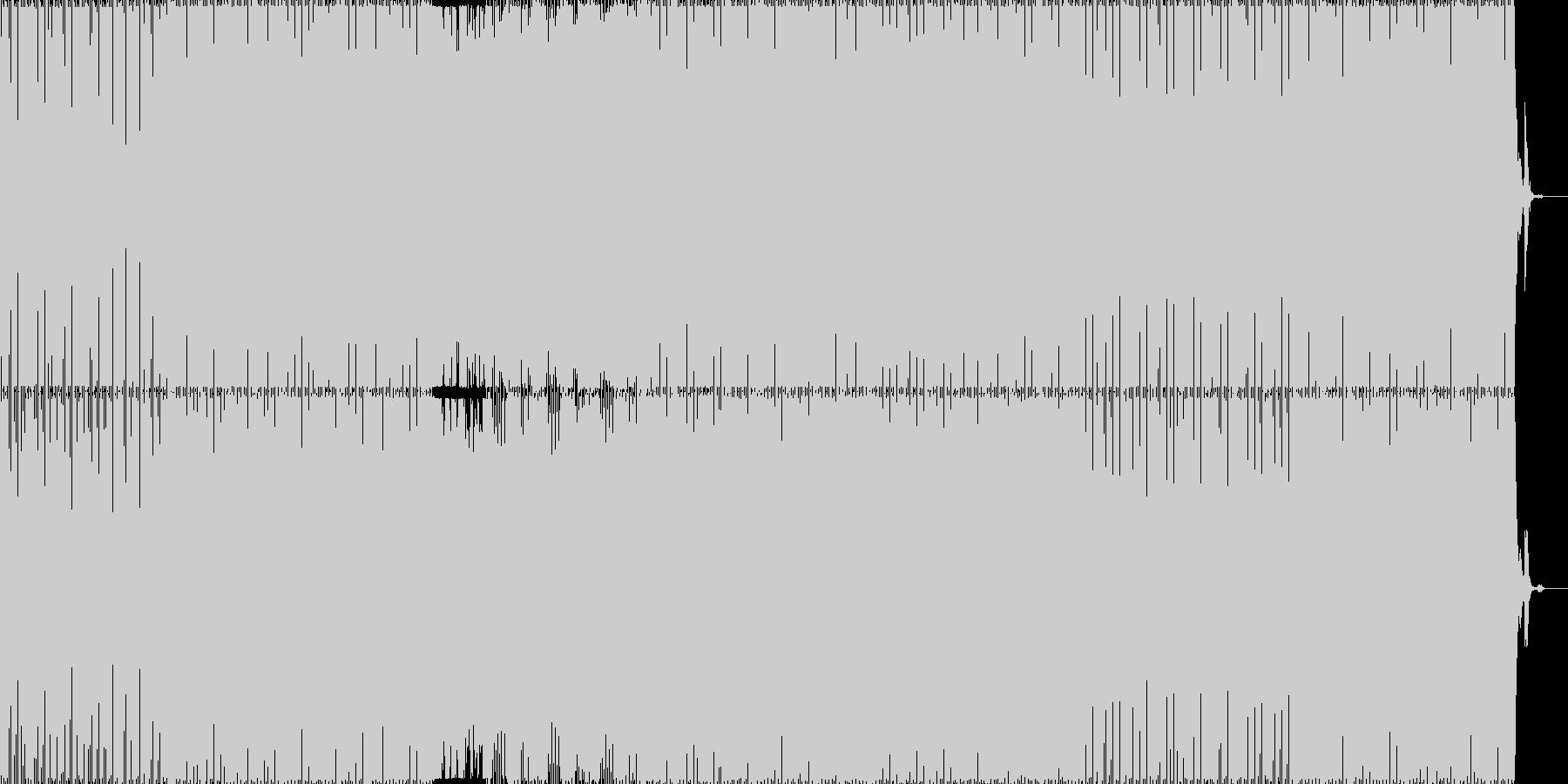 ニュースやCMに最適、企業PV向け楽曲の未再生の波形
