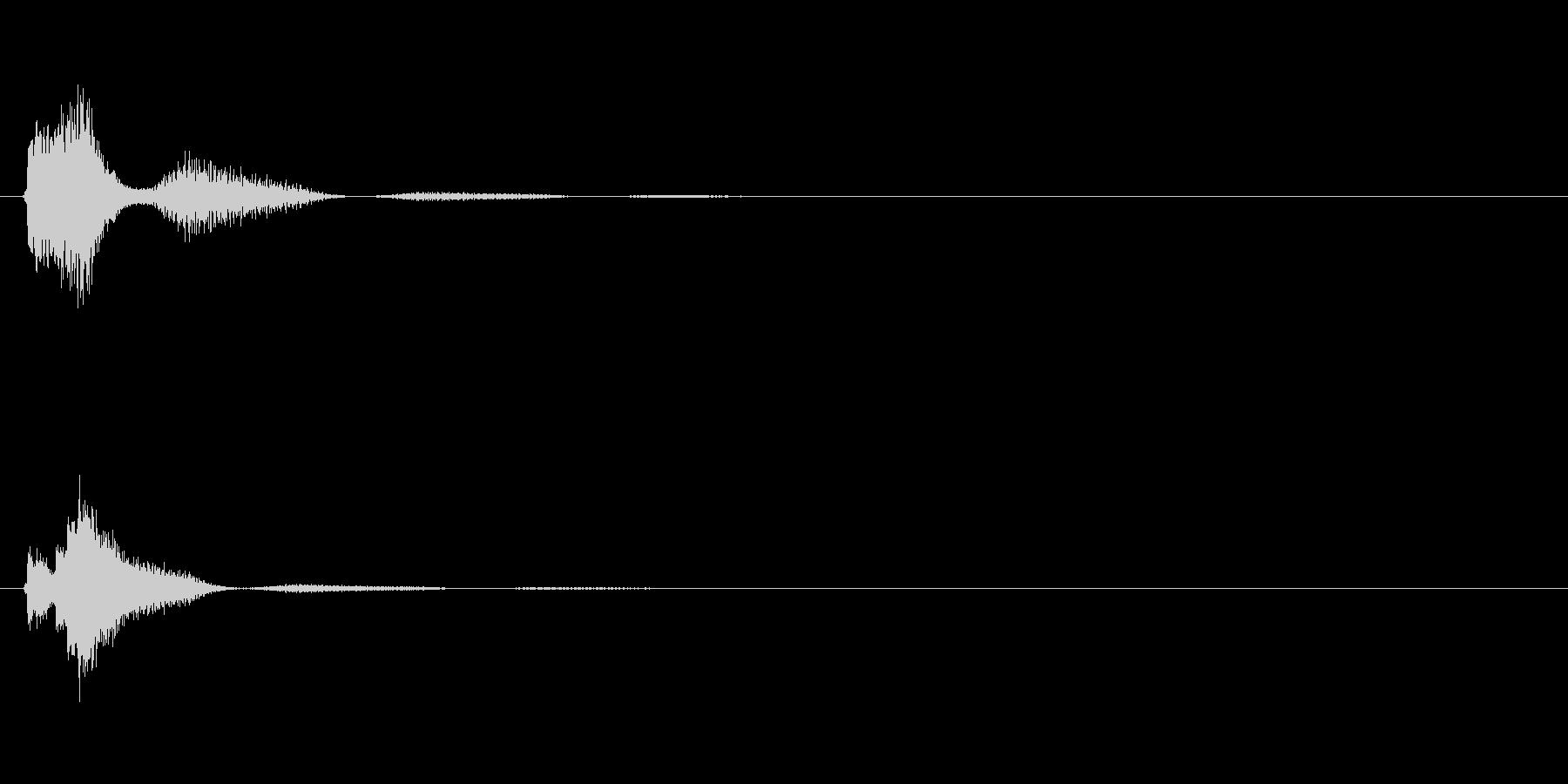 キラキラ系_081の未再生の波形