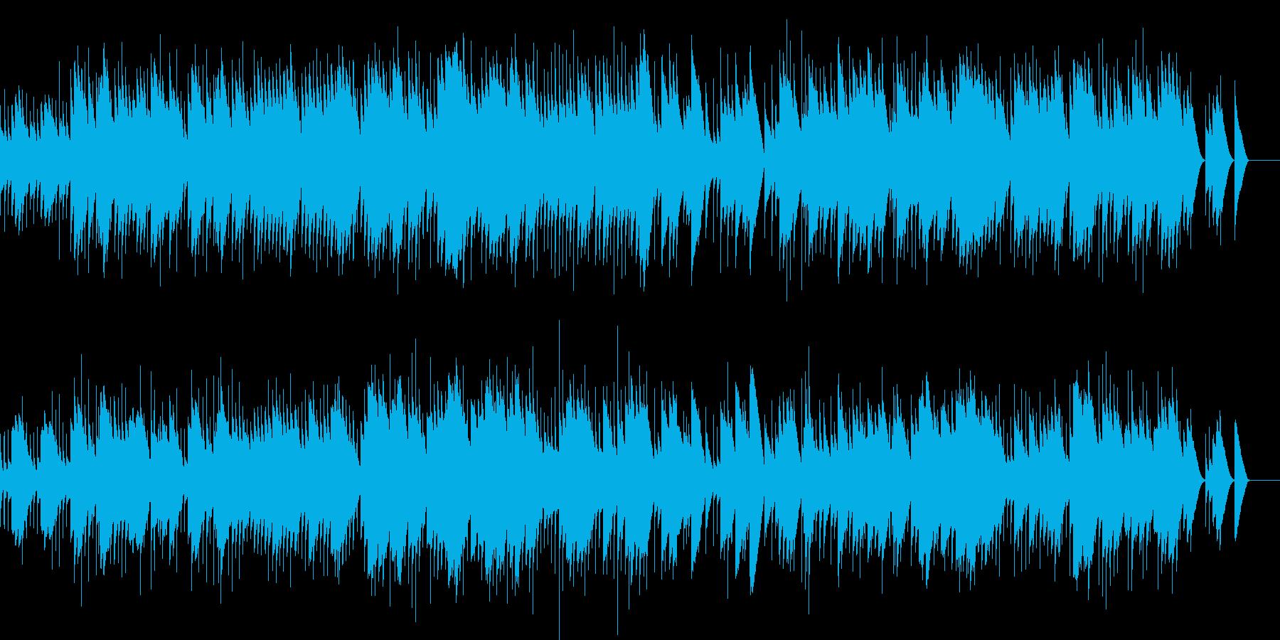 カルメン 間奏曲(オルゴール)の再生済みの波形