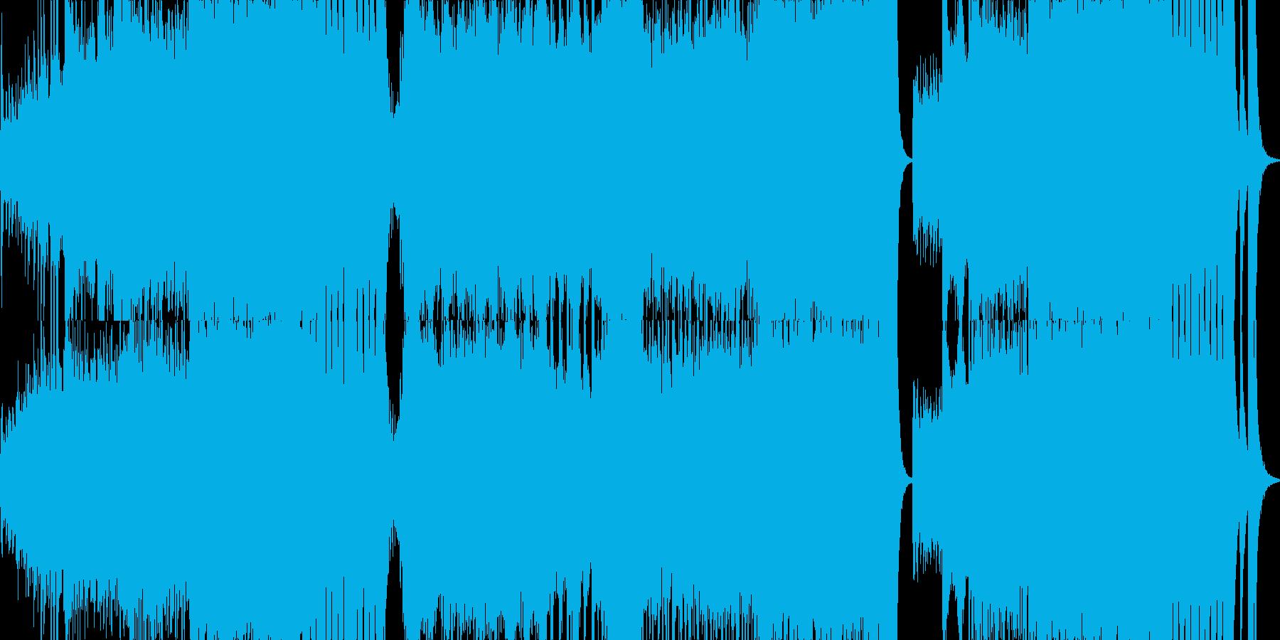 映画・ゲーム用バトルBGM29の再生済みの波形