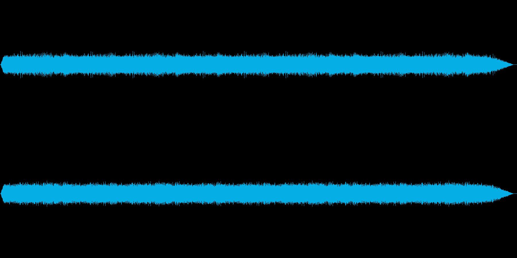 【環境 雑踏01-1】の再生済みの波形