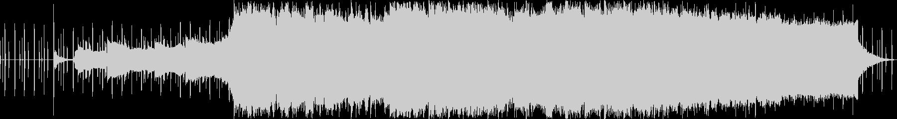 エレクトロニカ おしゃれで現代的の未再生の波形