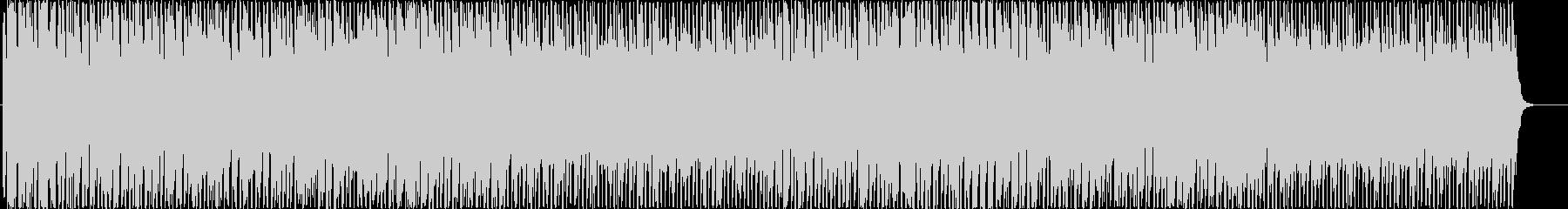 テーマパーク感あるシンセリード曲の未再生の波形