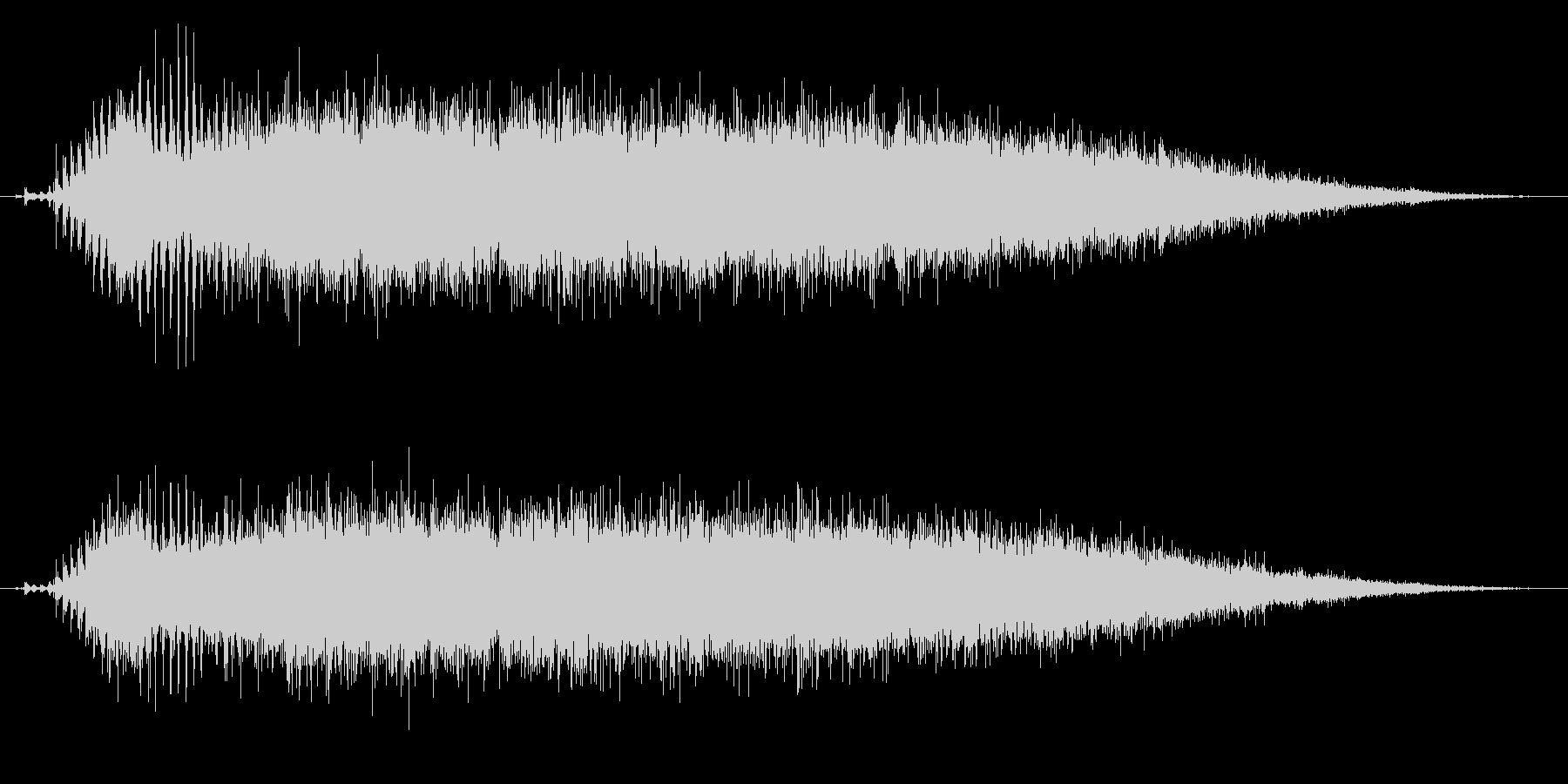 ドリル,電気ドリル,チェーンソー02の未再生の波形